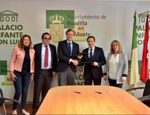 Boadilla firma el Manifiesto de Apoyo a la Familia que promueve la Red de Municipios por la Familia