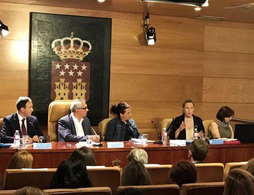 PRESENTACIÓN DEL PLAN DE FAMILIA DE LA COMUNIDAD DE MADRID, Asamblea de Madrid
