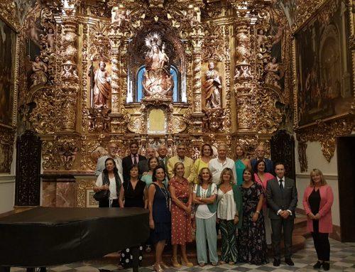 Visita al Palacio de San Telmo, Sevilla.